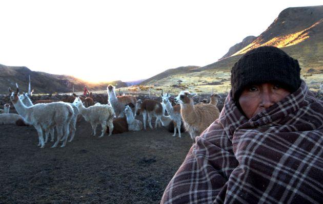 Senamhi: temperatura nocturna en sierra descenderá hasta 10 grados bajo cero