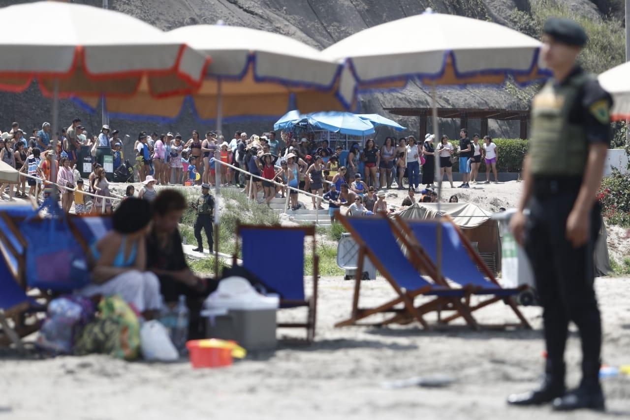 Así se desarrolló el primer simulacro de tsunami 2020 en la Costa Verde | FOTOS