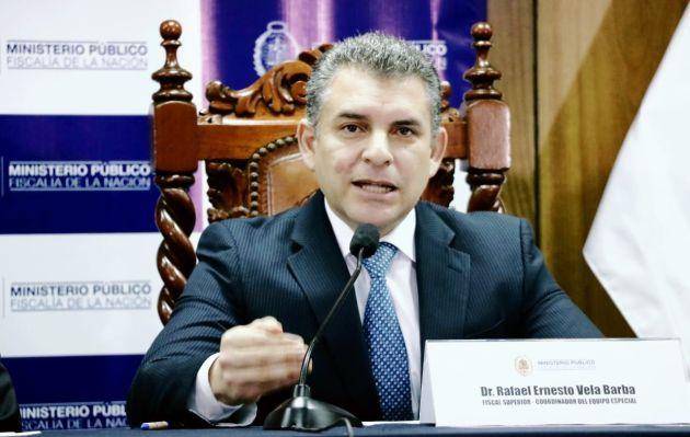 Rafael Vela Barba sobre caso Gasoducto: Odebrecht está colaborando activamente