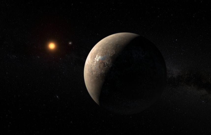 Descubren planeta potencialmente habitable cerca de nuestro sistema solar