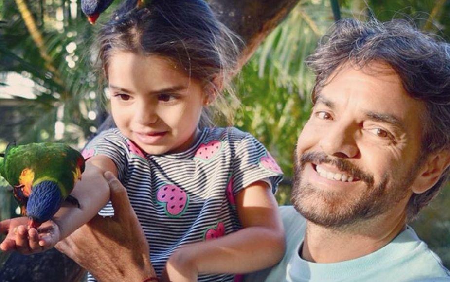 La entrañable relación de Eugenio Derbez con su hija Aitana que enloquece las redes
