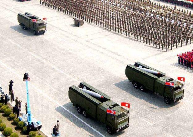 Un muestrario de defensa antimisiles frente a Corea del Norte