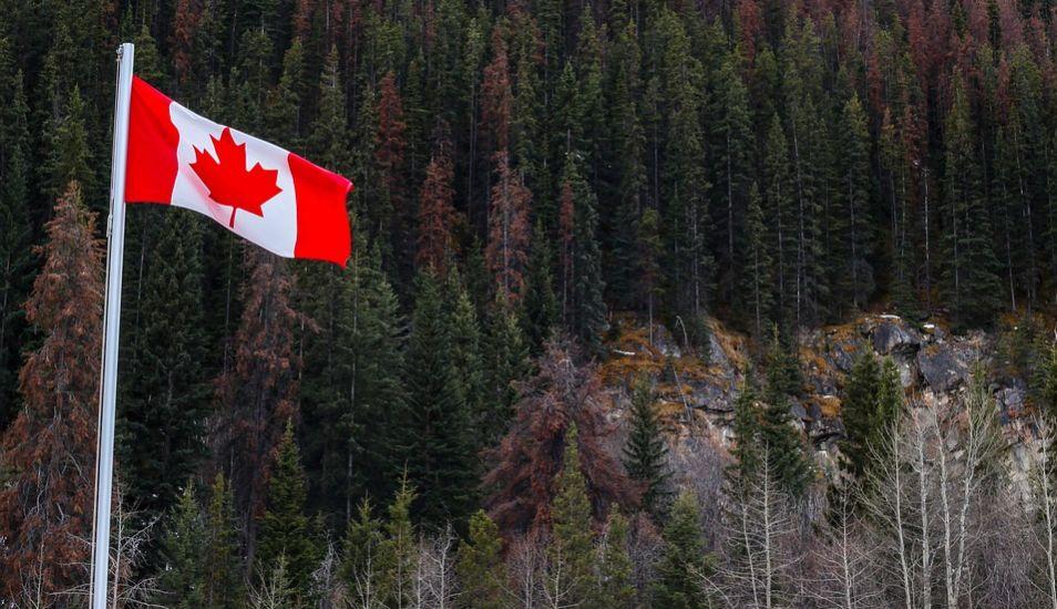Canadá es el país norteamericano que se extiende desde los Estados Unidos en el sur hasta el círculo polar ártico en el norte. (Foto: Pixabay)