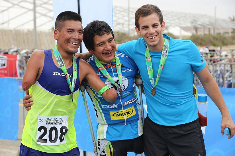 Sotacuro, Pichihua y De Vinatea: Un tridente ganador