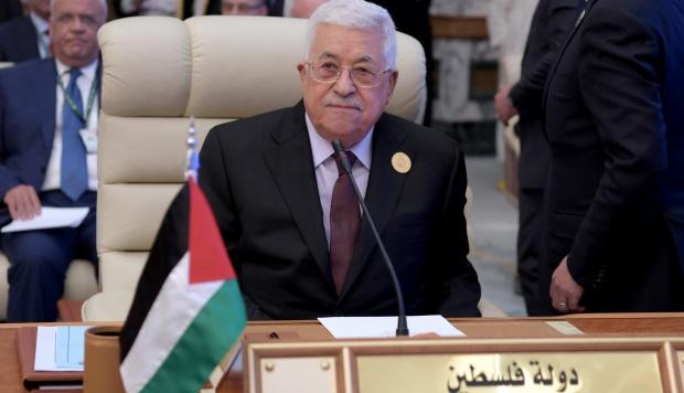 Presidente palestino Abbas rechaza propuesta económica de Estados Unidos