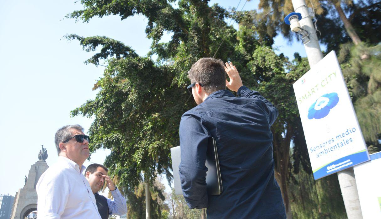 Jesús María: instalarán sensores que medirán la contaminación ambiental en el distrito