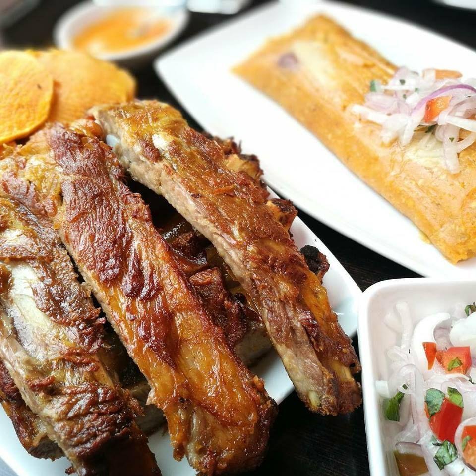 Navidad: Prepara unas deliciosas costillas de cerdo al estilo de 'El Chinito'. (Foto: Difusión)