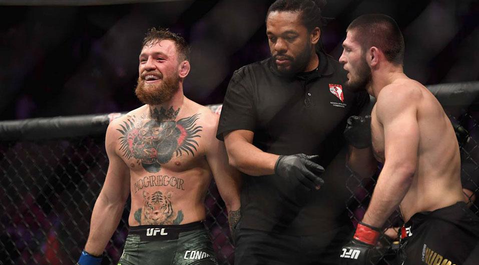 UFC: Conor McGregor y Khabib Nurmagomedov suspendidos y multados por pelea fuera del ring en UFC 229