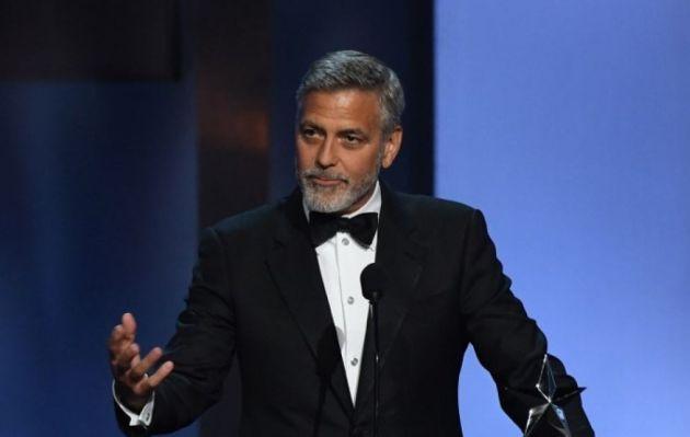 George Clooney es el actor mejor pagado del mundo y gana más que las 10 actrices mejores pagadas juntas