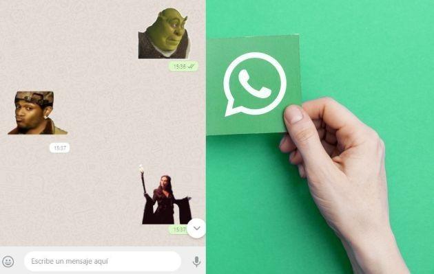 WhatsApp: ¿usuarios prefieren usar stickers en vez de 'emojis'?