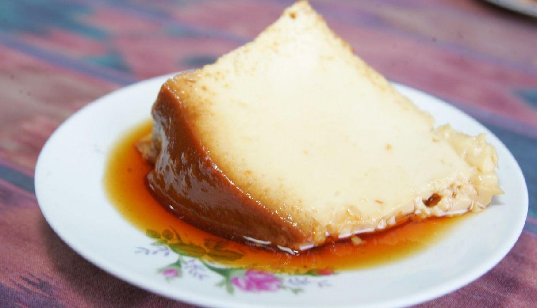 La deliciosa crema volteada de la abuela | Receta