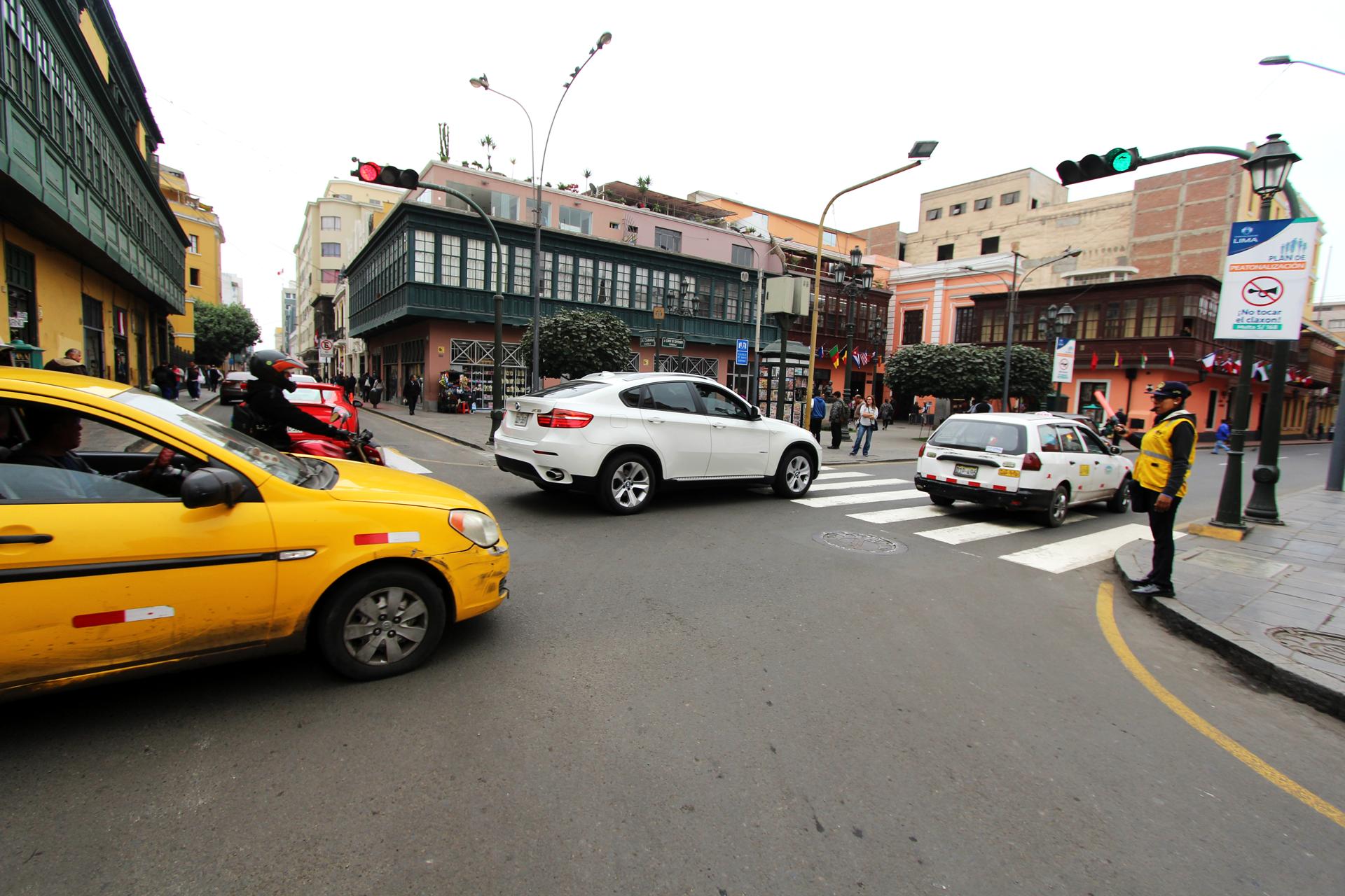 Municipalidad de Lima: otorgarán autorizaciones para servicio de taxi desde el lunes 15