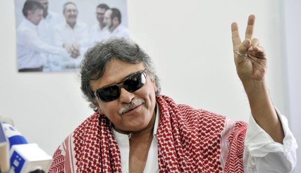 """Ordenan la """"liberación inmediata"""" del ex líder de las FARC Jesús Santrich"""