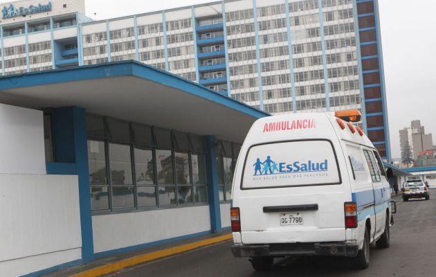 EsSalud: atención en áreas críticas continuará a pesar de la huelga