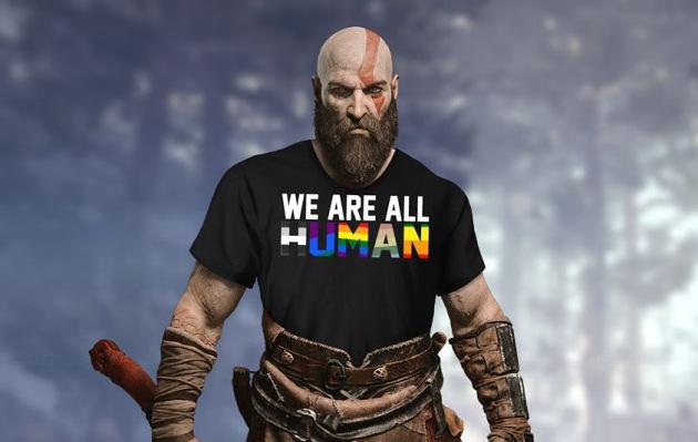God of War: Kratos era furiosamente bisexual, según su creador