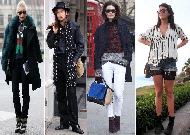 Moda en todas partes: Mira aquí los Street Styles de la semana