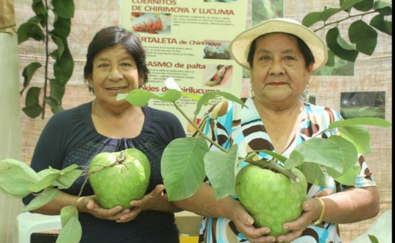 Festival de la Chirimoya Cumbe: Celebra a lo grande el sabor de esta deliciosa fruta