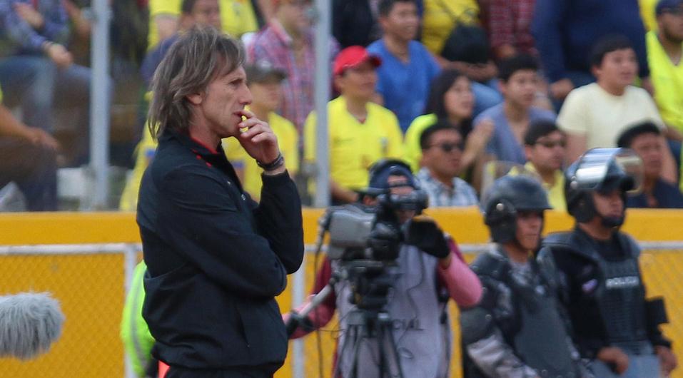 Perú vs. Ecuador: Ricardo Gareca no sabe de derrotas ante los norteños en su proceso
