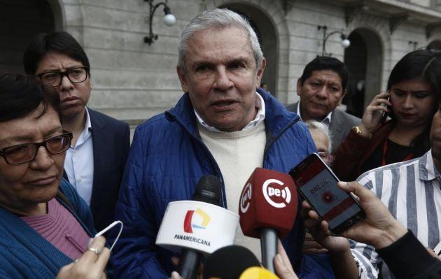 Castañeda será citado de grado fuerza al Congreso tras inasistencia