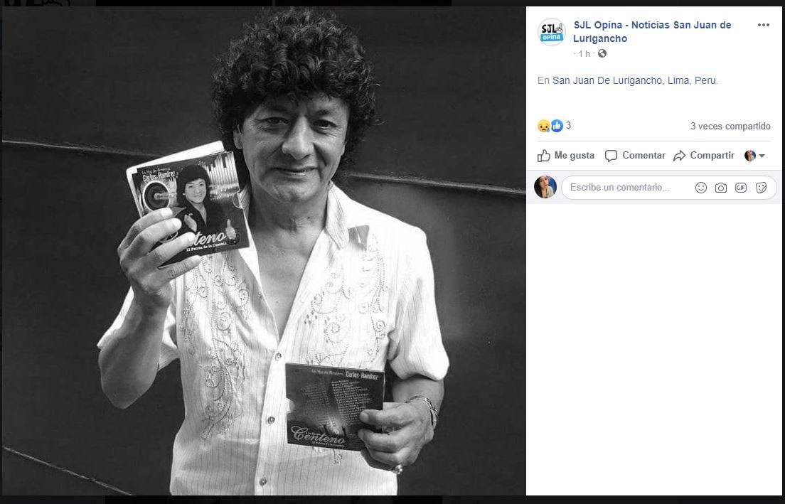 Facebook: SJL Opina
