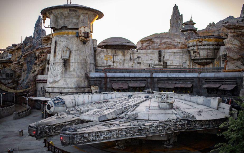 'Galaxy's Edge': así luce el parque temático de 'Star Wars' en Disneyland | FOTOS
