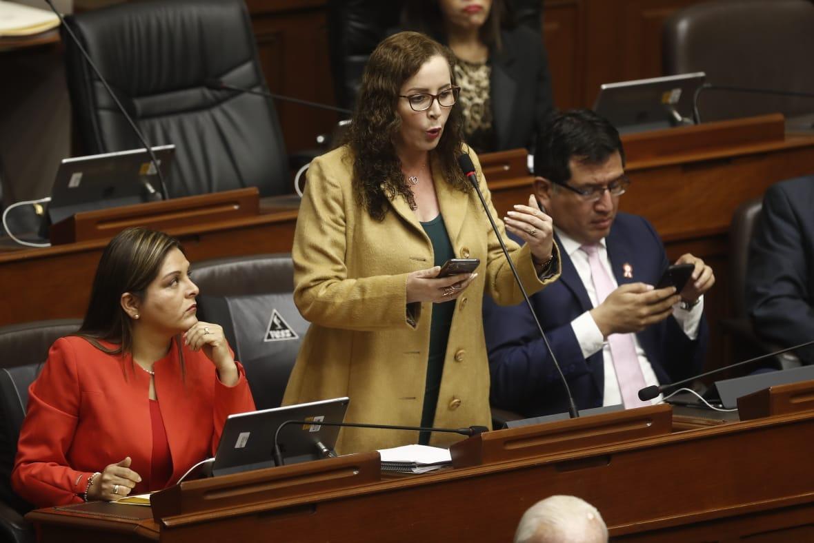 Reforma política: proyecto de financiamiento ilícito de partidos volvió a comisión