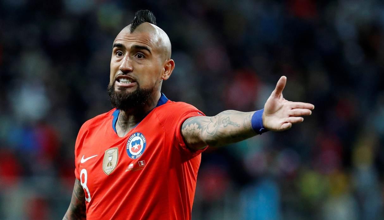 Argentina vs. Chile   Arturo Vidal restó importancia al partido por el tercer lugar de la Copa América 2019