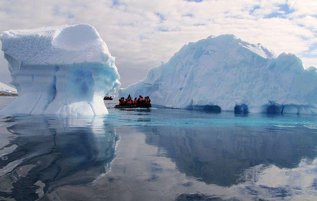 Inmenso glaciar de la Antártida seguirá derritiéndose por décadas, según estudio
