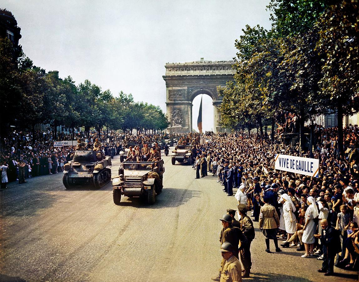 París recordará su Liberación con un nuevo museo
