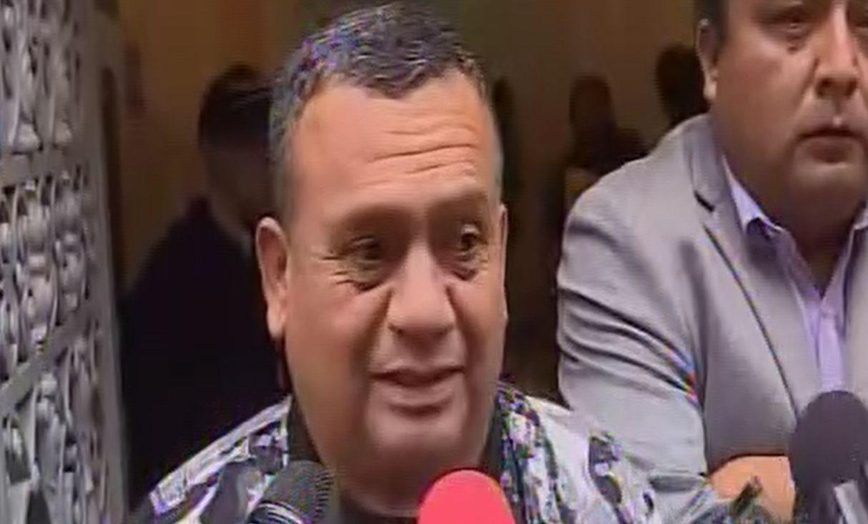 Tony Rosado acudió a la fiscalía para indagar sobre investigación en su contra