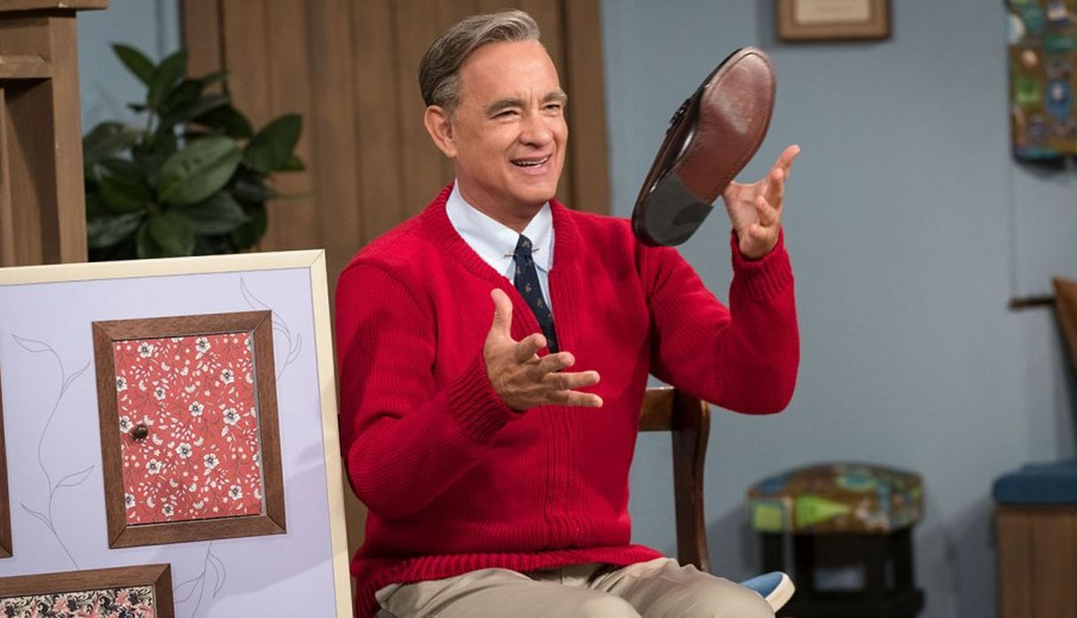 "Tom Hanks protagoniza el primer tráiler oficial de ""A Beautiful Day in the Neighborhood"" 