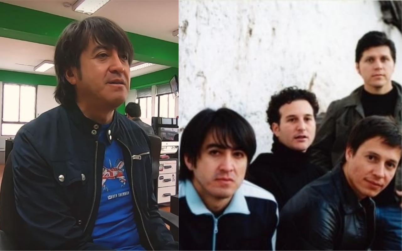 Toño Jáuregui habló de una posible reunión con Libido y así responde la banda | VIDEO