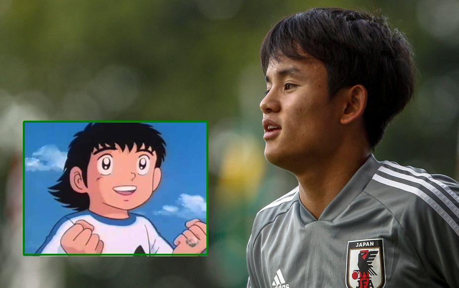 Así juega Takefusa Kubo, el 'Messi japonés' del Real Madrid que está en la Copa América