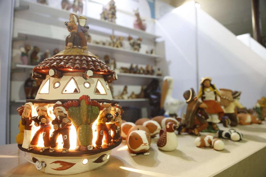 Miraflores: este viernes 21 se inicia la feria de artesanía 'De Nuestras Manos 2019'