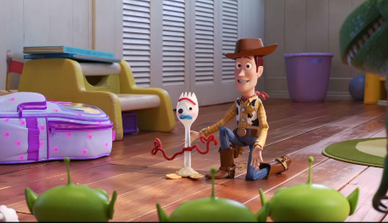 'Toy Story 4' continúa a la cabeza de la taquilla norteamericana | FOTOS