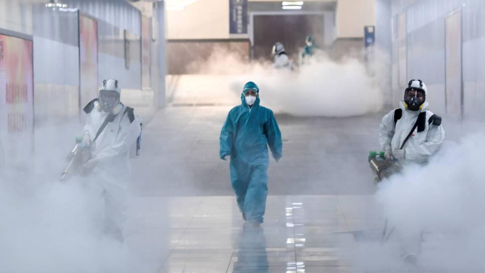 China registra el peor dato de nuevos contagios por coronavirus ...