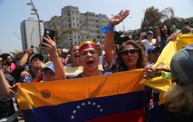 Chile permitirá a venezolanos entrada sin papeles por reunificación familiar