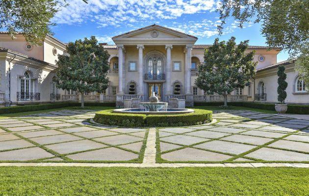 El imponente palacio de Britney Spears en California | FOTOS