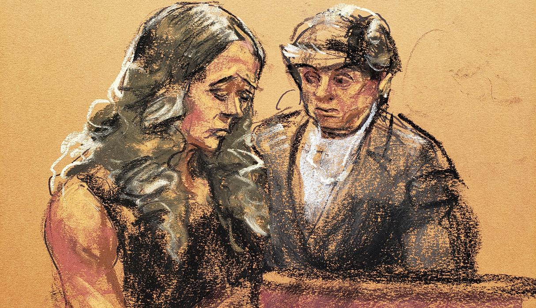 Las víctimas también hablaron de las secuelas causadas por los abusos sexuales cometidos por Epstein. (Foto: Reuters)