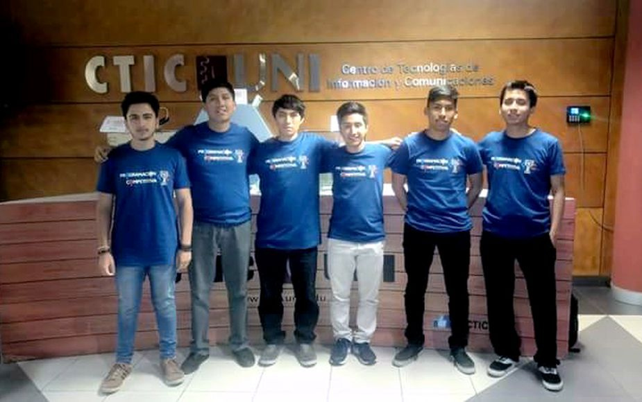 Alumnos de la UNI entre los 5 mejores del mundo en ranking de programación