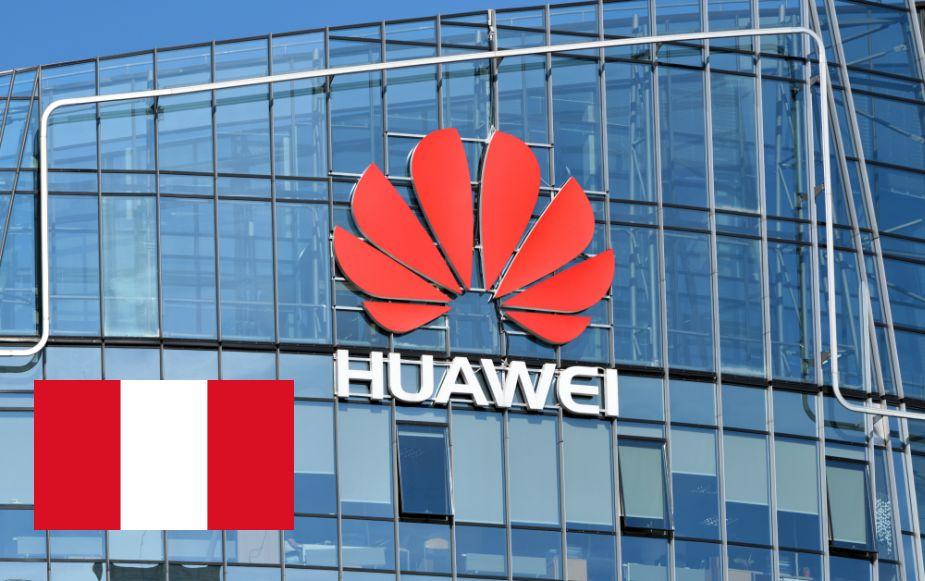Huawei solicitó registro de nueva marca en el Perú