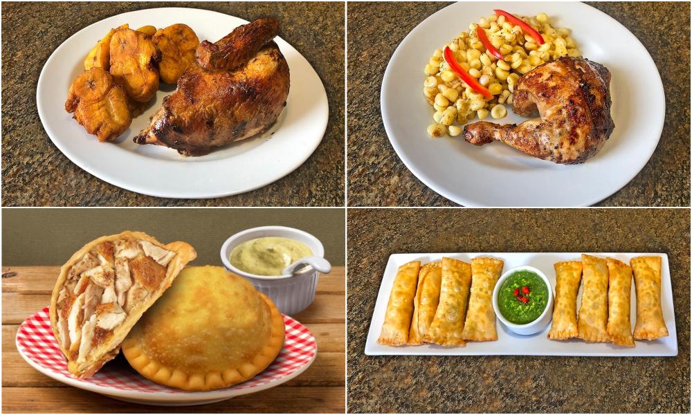 Pollo a la brasa en tequeños, empanadas, con chaufa o champiñones y otras opciones para este domingo