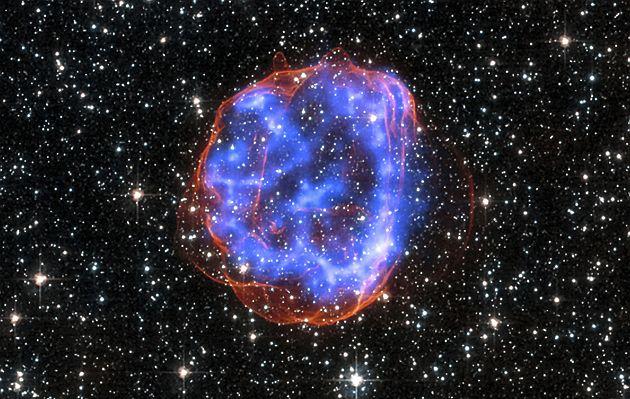 Astrónomos asisten a la explosión más potente de una estrella jamás vista