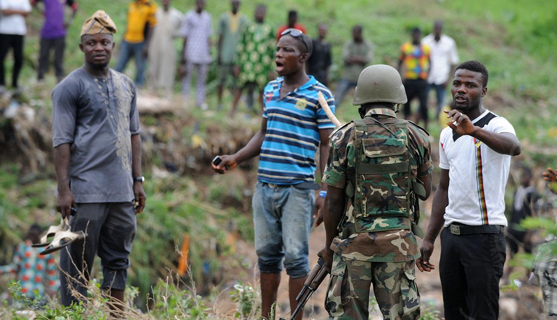 Nigeria: confirman 37 muertes por ataques de hombres armados en el noroeste del país