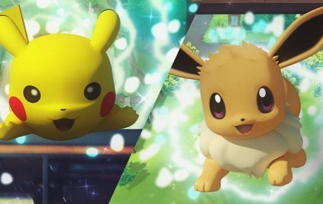 The Pokémon Company anuncia nuevos juegos de Pokémon para Nintendo Switch