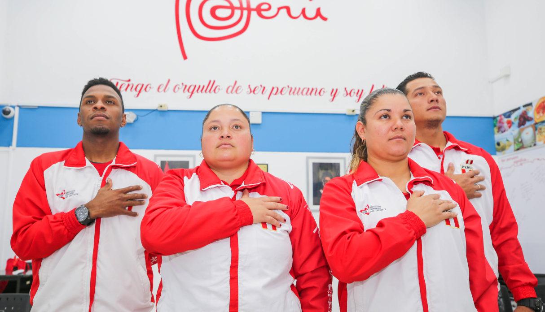 Lima 2019: Migraciones nacionalizó a deportistas que representarán al Perú | FOTOS