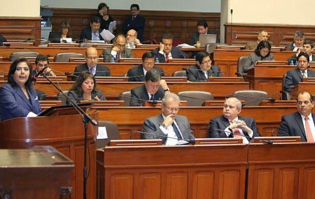 Oposición pide renuncia de Mayorga para darle el voto de confianza al Gabinete Jara