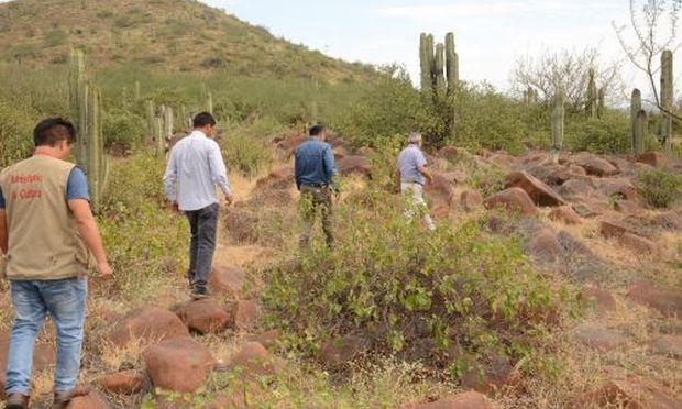 Lambayeque: pondrán en valor el sitio arqueológico Cerro Mulato