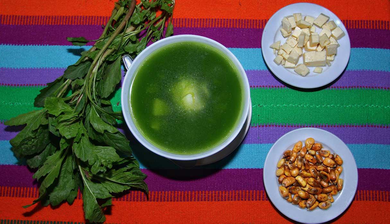 El colorido y sabroso desayuno cajamarquino, ideal para celebrar Fiestas Patrias