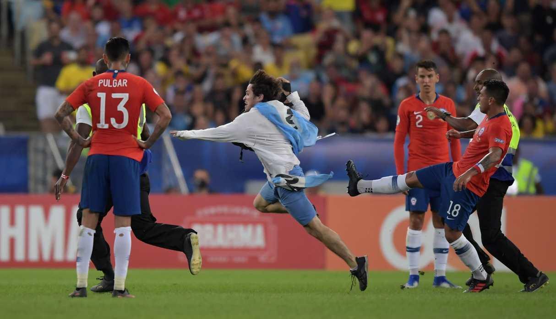 Copa América 2019: posible sanción a Gonzalo Jara ya no depende de los árbitros